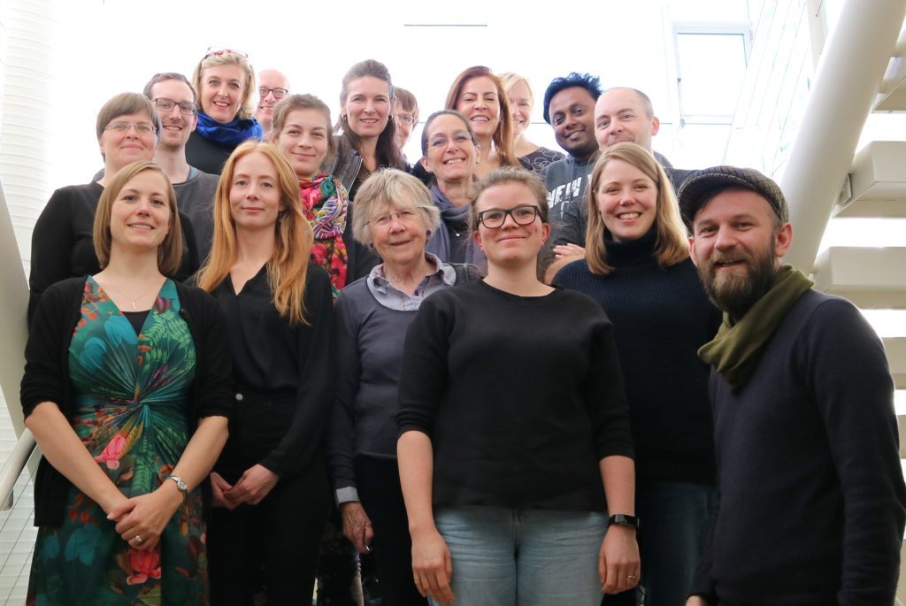 Team at Workshop on Child Protection Judgements in Bergen 2019